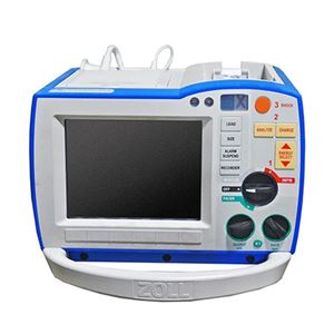 Zoll R Series Defibrillator - Soma Technology, Inc.