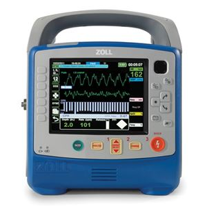 Zoll X Defibrillator and Monitor - Soma Technology, Inc.