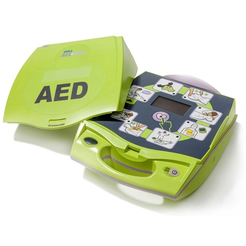 Zoll AED Plus Defibrillator - Soma Technology, Inc