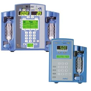 Alaris IVAC Signature Gold Series Infusion Pump - Soma Technology, Inc.
