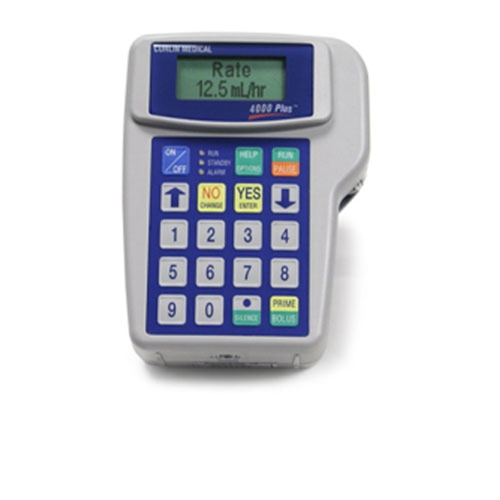 Curlin 4000 Plus Infusion Pump - Soma Technology, Inc