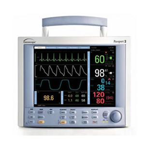 Datascope Passport 2 ECG and Multiparameter Monitor Rental - Soma Technology, Inc