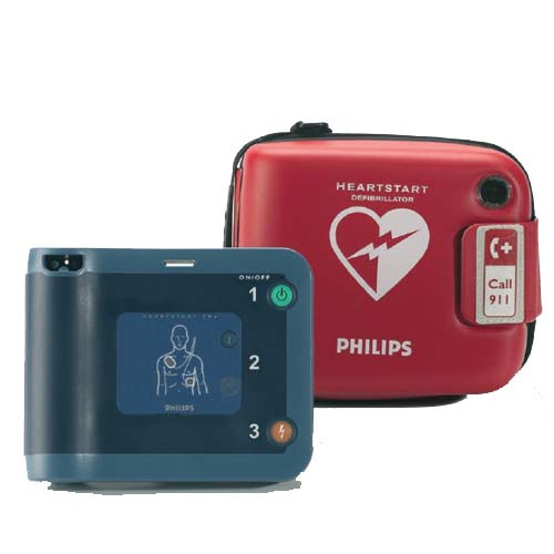 Philips Heartstart FRX - Soma Technology, Inc.