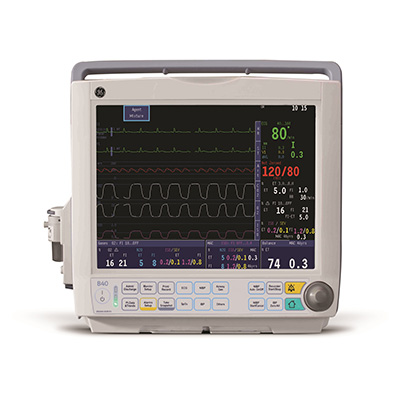 GE B40 Patient Monitor - Soma Technology, Inc.