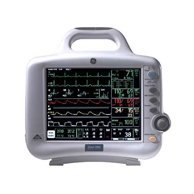 GE Dash 3000 Patient Monitor - Soma Technology, Inc.