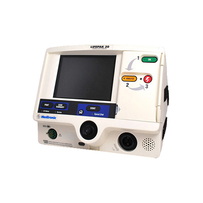 Lifepak 20 Defibrillator - Soma Technology, Inc.
