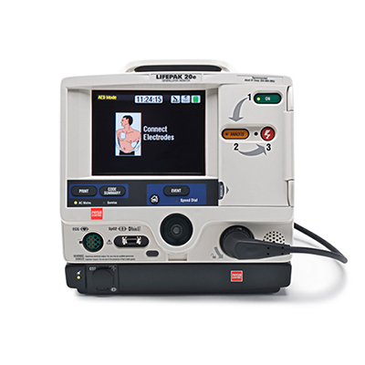 Lifepak 20e - Soma Technology, Inc.