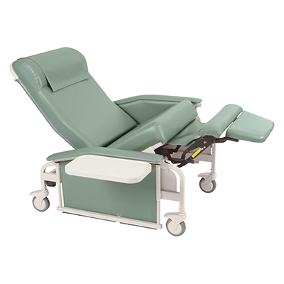 Winco 6570 Drop Arm - Medical Recliner - Soma Technology, Inc.