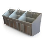 Surgical Scrub Sinks offered by Soma Tech Intl