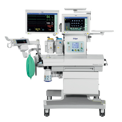 Perseus A500 - Anesthesia Machine - Soma Technology, Inc.