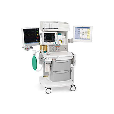 Compact And Integrated GE Datex Ohmeda Avance S5 Anesthesia