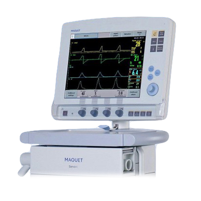 Maquet Servo I Featuring Infant Adult And Universal