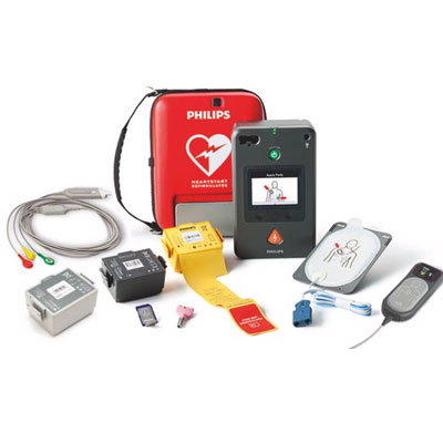 Philips Heartstart FR3 - Soma Technology, Inc.