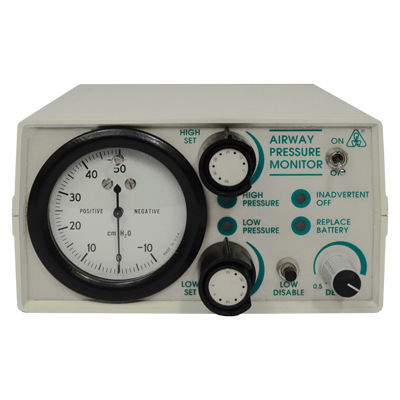 BiPAP STD 30 Airway Pressure Monitor - Soma Technology, Inc.