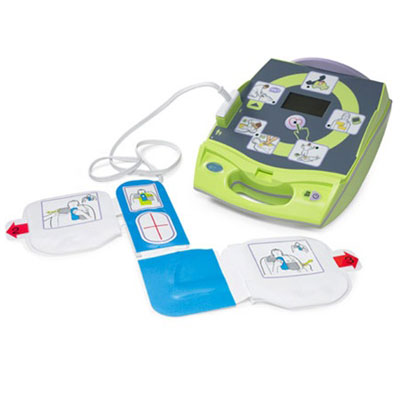 Zoll AED Plus Defibrillator  - Soma Technology, Inc.