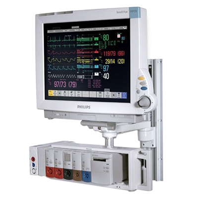philips intellivue mp70 patient monitor with 15 u201d touchscreen display rh somatechnology com Philips IntelliVue MP70 Startup Cardiac Monitors Philips IntelliVue Patient