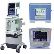 Ventilator Medical Parts and Accessories from Soma Technology, Inc.