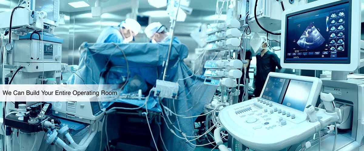 Soma Technology, Inc. can outfit your Entire Operating Room with refurbished medical equipment