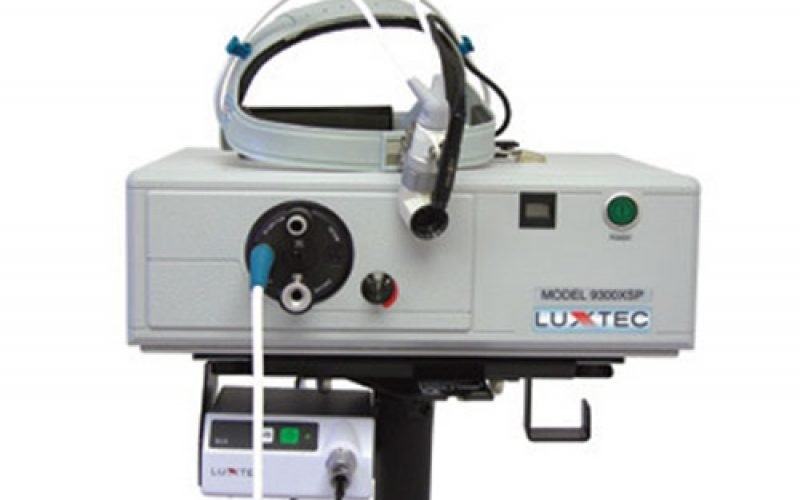 Luxtec 9300 Headlight Featuring The Brightest Light Source
