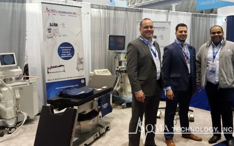 Soma Technology Trade Shows 2017