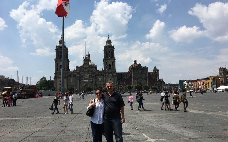 Soma Visits Mexico!