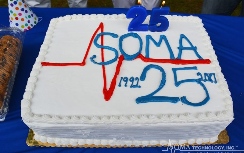 Soma Technology's 25th Anniversary
