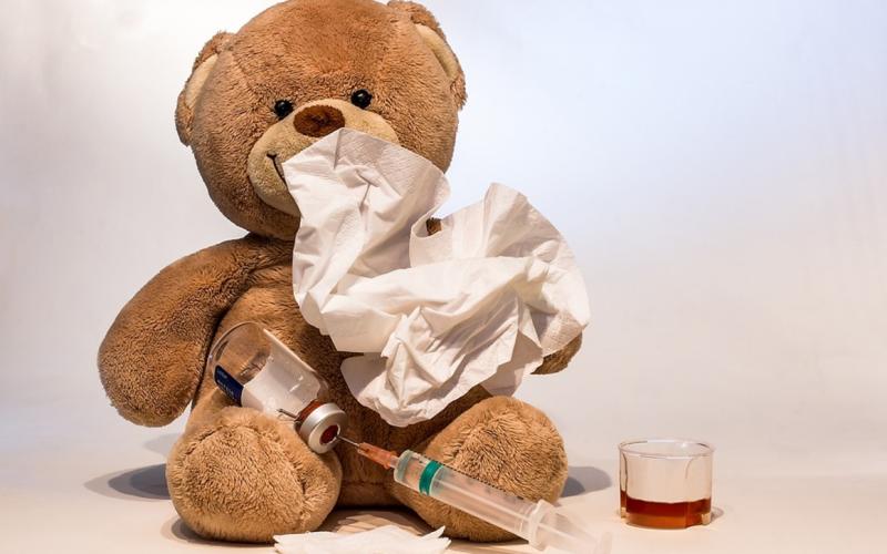 Flu Season Around The Corner
