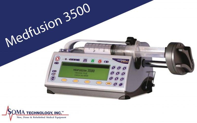 Smiths Medical Medfusion 3500