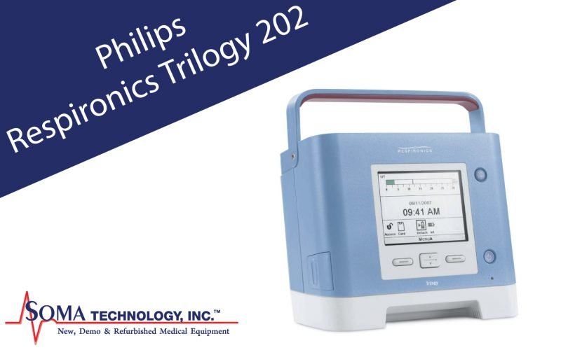 Philips Respironics Trilogy 202 – Trilogy Ventilator