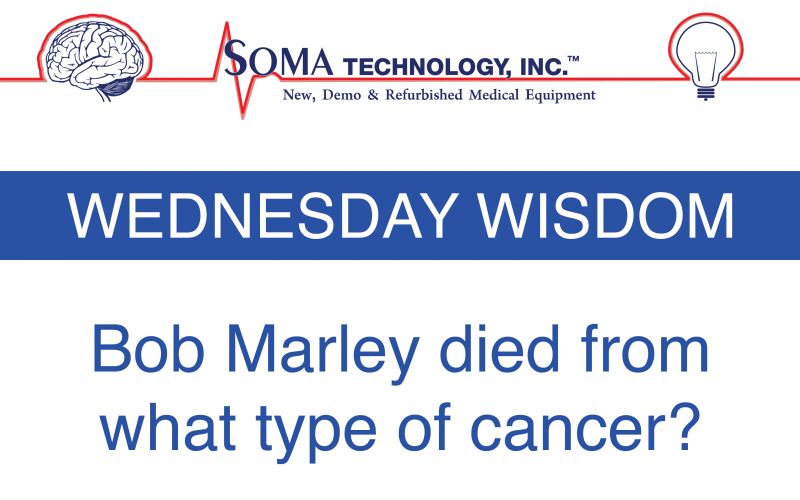 Bob Marley Died From What Type of Cancer?
