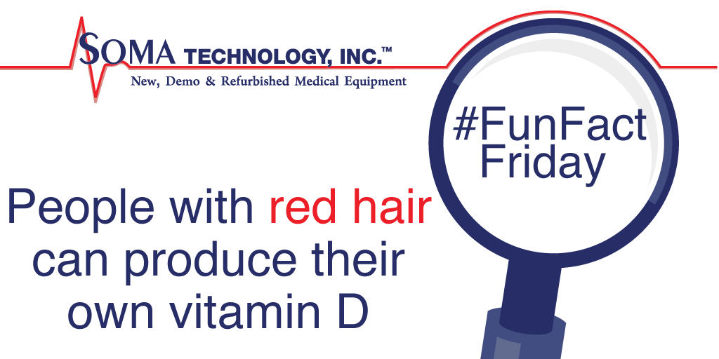 Fun Fact Friday Red Hair