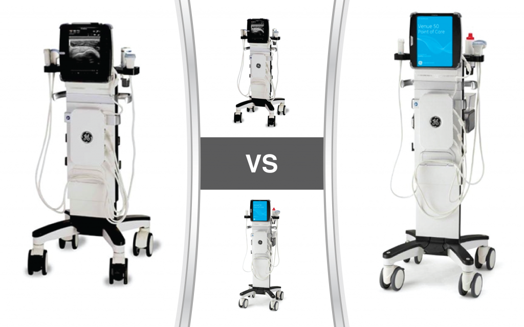 GE Venue 40 vs GE Venue 50 - What's the Difference? - Soma Technology, Inc.