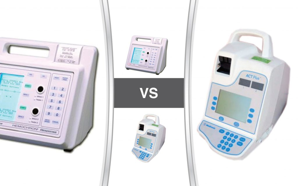 Monday Matchup Coagulation Analyzers