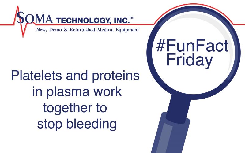 Fun Fact Friday: Blood Clots