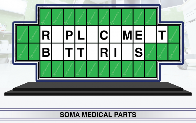 Friday Funday – Soma Medical Parts – Soma Technology Trivia