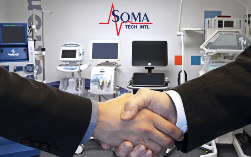 Sell Your Used Medical Equipment to Soma