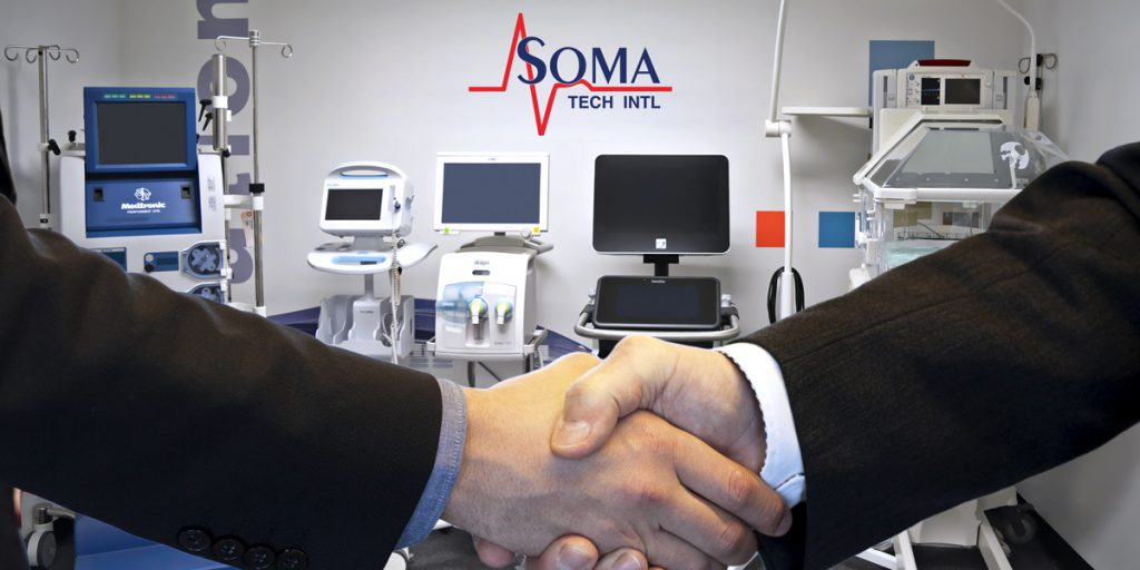 Sell your used medical equipment to Soma Tech Intl - We buy used medical equipment