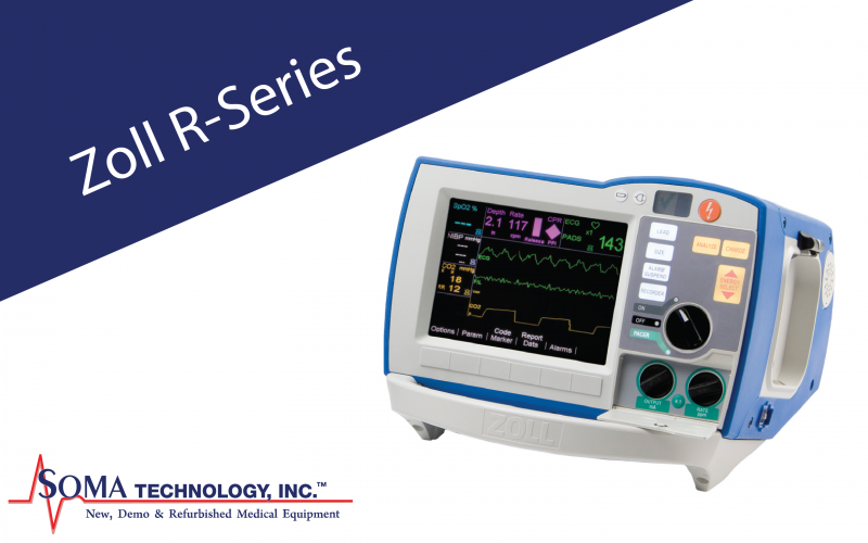 Zoll R-Series Defibrillator