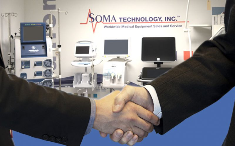 Sell Your Used Equipment to Soma