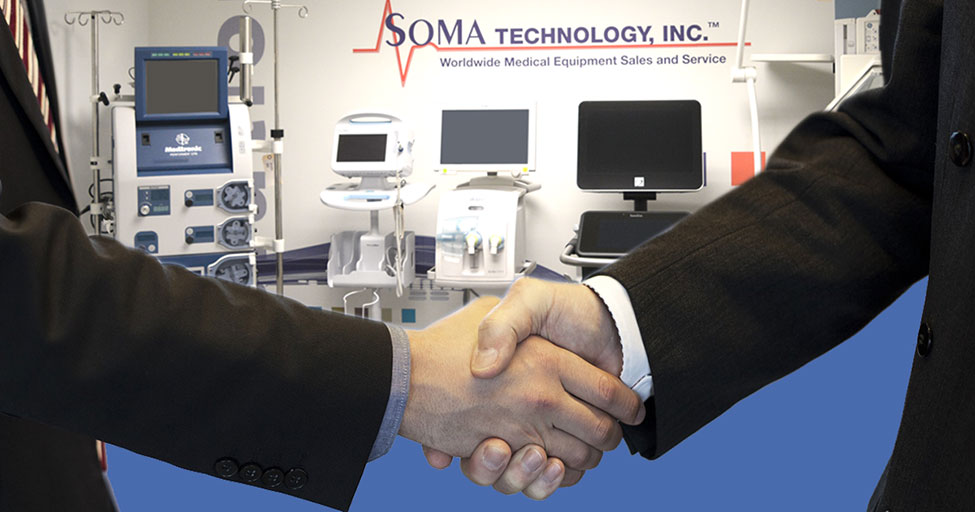 We Buy Used Medical Equipment - Sell Used Medical Equipment to Soma
