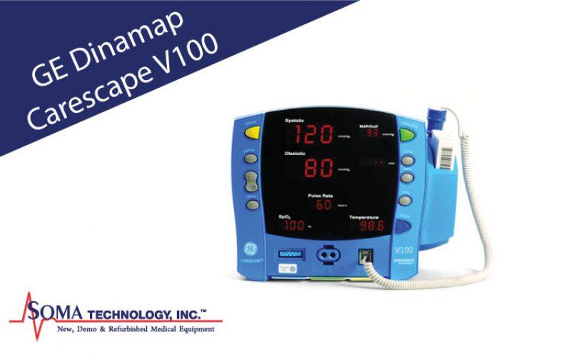 GE Dinamap Carescape V100 – NIBP Monitor