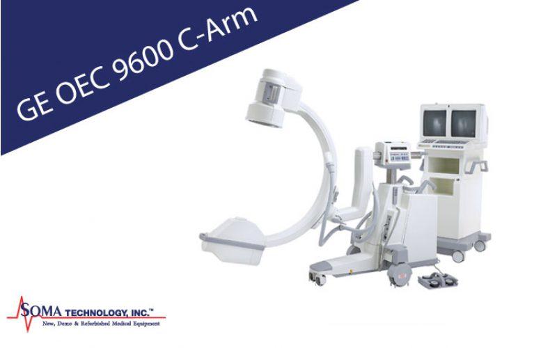 GE OEC 9600 C-Arm