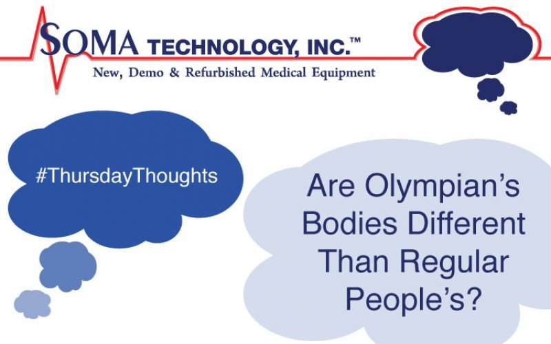 What Makes Olympian Bodies Superior?