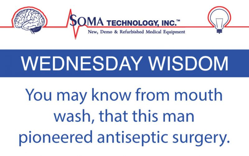 Pioneering Antiseptic Surgery
