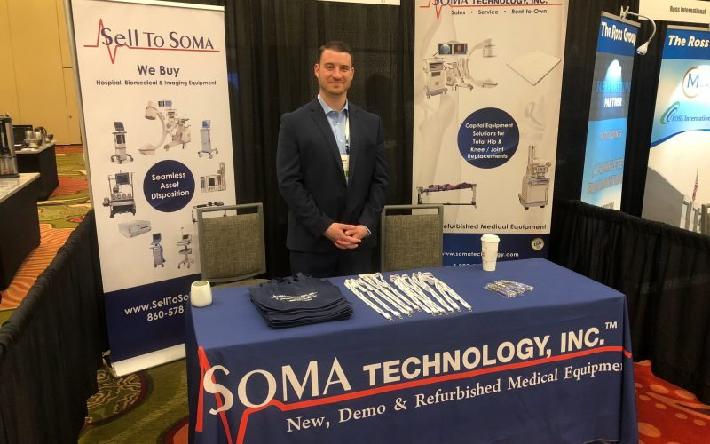 Soma Technology Exhibiting at ELFA 2018