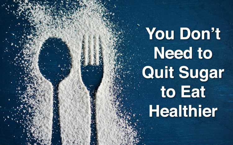 You Don't Need to Quit Sugar to Eat Healthier - Soma Technology, Inc.