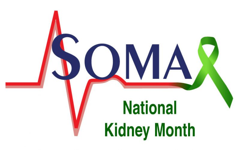 March is National Kidney Awareness Month