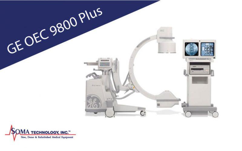 GE OEC 9800 Plus C-Arm
