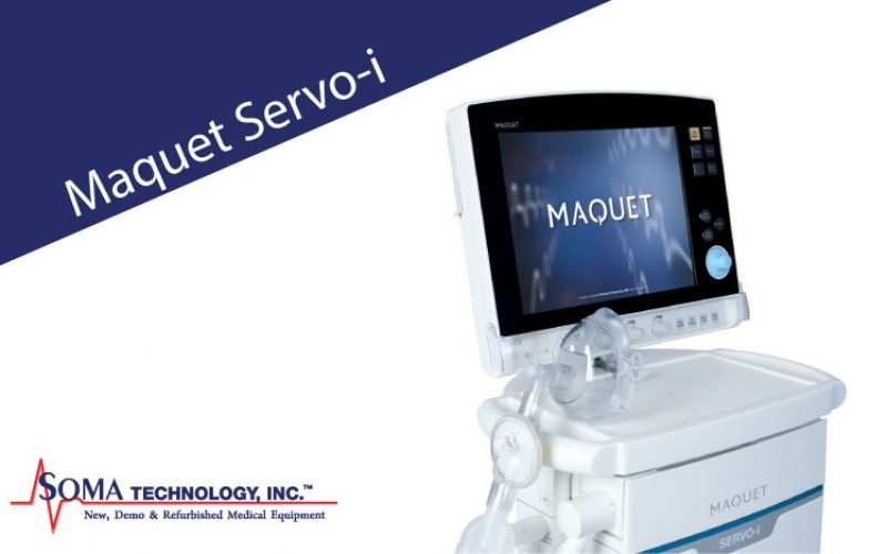 Siemens Maquet Servo-i Ventilator