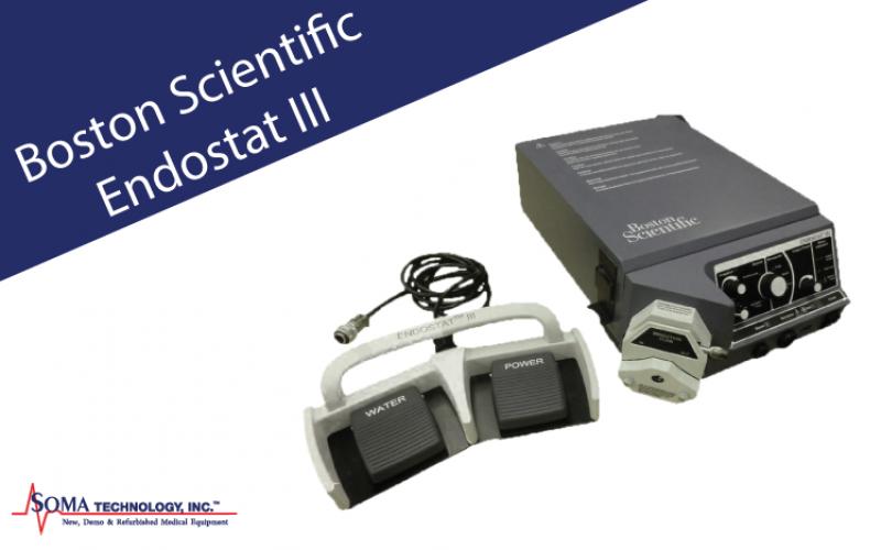 Boston Scientific Endostat III Electrosurgical Unit
